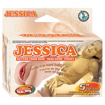 Better Than Real `Real Skin` Pussy Jessica