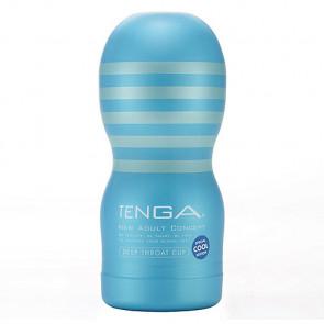 TENGA Deep Throat Cool Cup Edition
